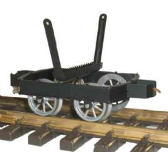 Ministeam Wood Truck Gauge 1 (45mm) Kit